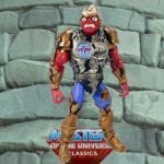 Quakke action figure from the Masters of the Universe Classics line. Find other figures, weapons, vehicles, and accessories using the Weapons Rack.