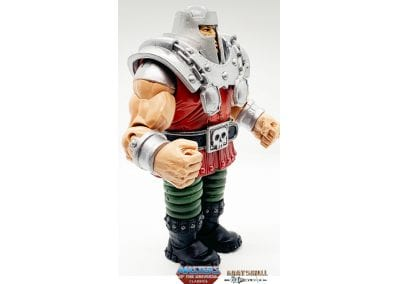 Ram Man Masters of the Universe Classics Right Side