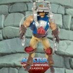 Rio Blast action figure from the Masters of the Universe Classics line. Find other figures, weapons, vehicles, and accessories using the Weapons Rack.