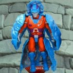 Rokkon action figure from the Masters of the Universe Classics line. Find other figures, weapons, vehicles, and accessories using the Weapons Rack.