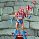 Rotar action figure from the Masters of the Universe Classics line.
