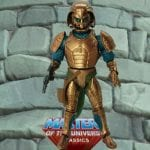 Saurod action figure from the Masters of the Universe Classics line. Find other figures, weapons, vehicles, and accessories using the Weapons Rack.