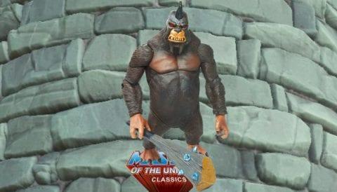 Shadow Beast 2011 MOTU Classics Creature
