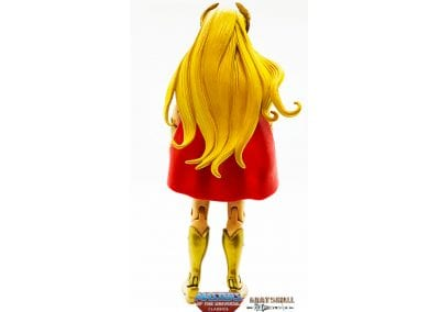 She-Ra Masters of the Universe Classics Back View