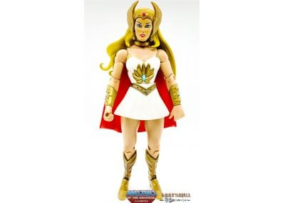 She-Ra Masters of the Universe Classics Front View