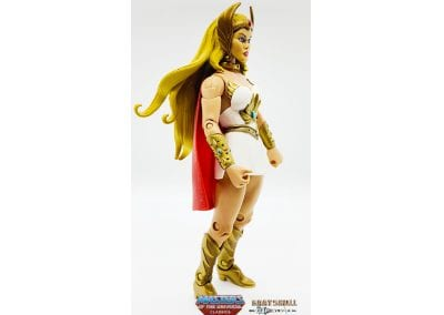 She-Ra Masters of the Universe Classics Right Side View