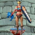 Shield Maiden Sherrilyn action figure from the Masters of the Universe Classics line.