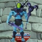 Skeletor action figure from the Masters of the Universe Classics line.