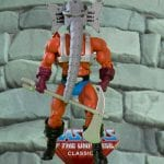 Snout Spout action figure from the Masters of the Universe Classics line. Find other figures, weapons, vehicles, and accessories using the Weapons Rack.