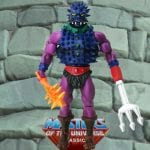 Spikor action figure from the Masters of the Universe Classics line. Find other figures, weapons, vehicles, and accessories using the Weapons Rack.