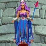 Spinnerella action figure from the Masters of the Universe Classics line. Find other figures, weapons, vehicles, and accessories using the Weapons Rack.