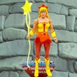 Starla action figure from the Masters of the Universe Classics line. Find other figures, weapons, vehicles, and accessories using the Weapons Rack.