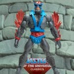 Stratos action figure from the Masters of the Universe Classics line. Find other figures, weapons, vehicles, and accessories using the Weapons Rack.