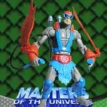 Stratos action figure from the Masters of the Universe 200x Modern Series toy line.