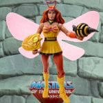 Sweet Bee action figure from the Masters of the Universe Classics line. Find other figures, weapons, vehicles, and accessories using the Weapons Rack.