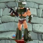 Tank Top action figure from the Masters of the Universe Classics toy line. Find other figures, weapons, vehicles, and accessories using the Weapons Rack.