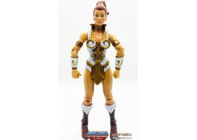 Teela Masters of the Universe Front View