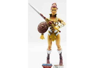 Teela Masters of the Universe All Geared Up