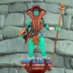 The Goddess action figure from the Masters of the Universe Classics toy line. Find other figures, weapons, vehicles, and accessories using the Weapons Rack.