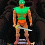 Tri-Klops action figure from the Filmation Super7 Masters of the Universe toy line. Find other figures, weapons, vehicles, and accessories using the Weapons Rack.