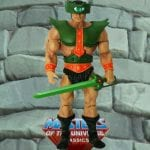 Tri-Klops action figure from the Masters of the Universe Classics toy line. Find other figures, weapons, vehicles, and accessories using the Weapons Rack.