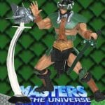 Tri-Klops action figure from the Masters of the Universe 200x Modern Series toy line. Find other figures, weapons, and accessories using the Weapons Rack.