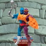 Two Bad action figure from the Masters of the Universe Classics toy line. Find other figures, weapons, vehicles, and accessories using the Weapons Rack.