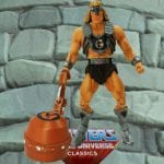 Tytus creature from the Masters of the Universe Classics toy line. Find other figures, weapons, vehicles, and accessories using the Weapons Rack.