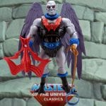 Vultak action figure from the Masters of the Universe Classics toy line. Find other figures, weapons, vehicles, and accessories using the Weapons Rack.