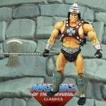 Vykron action figure from the Masters of the Universe Classics toy line. Find other figures, weapons, vehicles, and accessories using the Weapons Rack.