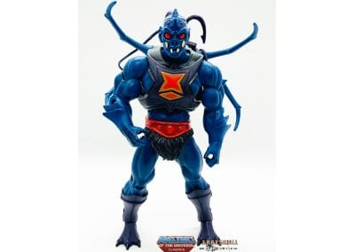 Webstor Masters of the Universe Classics Figure Front View