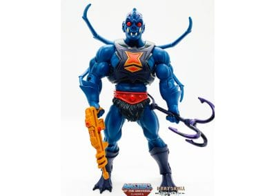 Webstor Masters of the Universe Classics Figure Geared Up