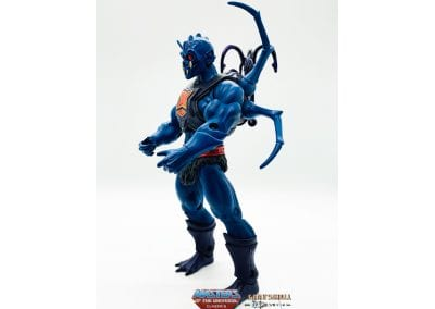 Webstor Masters of the Universe Classics Figure Left Side View