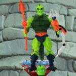 Whiplash action figure from the Masters of the Universe Classics toy line. Find other figures, weapons, vehicles, and accessories using the Weapons Rack.