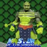 Whiplash action figure from the Masters of the Universe 200x Modern Series toy line. Find other figures, weapons, and accessories using the Weapons Rack.