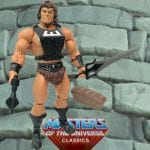 Wun-Dar action figure from the Masters of the Universe Classics toy line. Find other figures, weapons, vehicles, and accessories using the Weapons Rack.