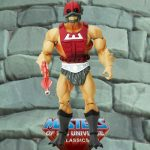 Zodac action figure from the Masters of the Universe Classics toy line. Find other figures, weapons, vehicles, and accessories using the Weapons Rack.