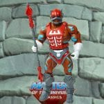 Zodak action figure from the Masters of the Universe Classics toy line. Find other figures, weapons, vehicles, and accessories using the Weapons Rack.