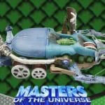 Bashin Beetle vehicle from the Masters of the Universe 200x Modern Series.