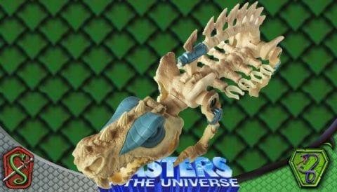 Battle Bones Transport 2002 Masters of the Universe 200x Modern Series Creature