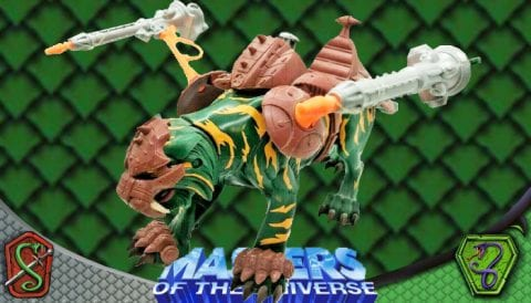Battle Cat 2002 Masters of the Universe 200x Modern Series Creature