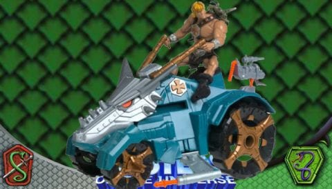 Battle Tank 2002 Masters of the Universe 200x Modern Series Vehicle