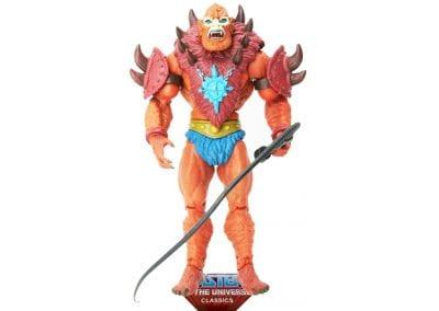 Beast Man MOTU Classics front view