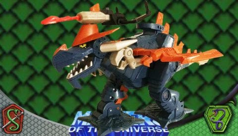 Dragon Walker 2003 Masters of the Universe 200x Modern Series Vehicle