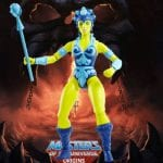 Evil-Lyn action figure from the Masters of the Universe Origins toy line