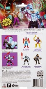 Faker John Cena WWE Masters of the Universe Package Back