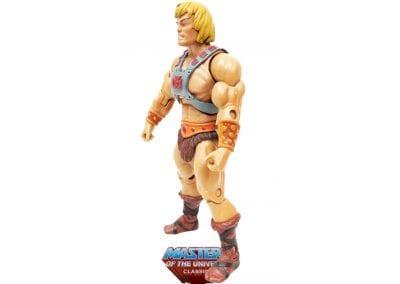 He-Man MOTU Classics Left Side View