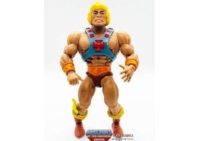 He-Man MOTU Origins Figure Front View