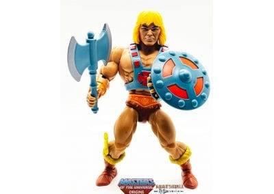 He-Man MOTU Origins Figure Geared Up