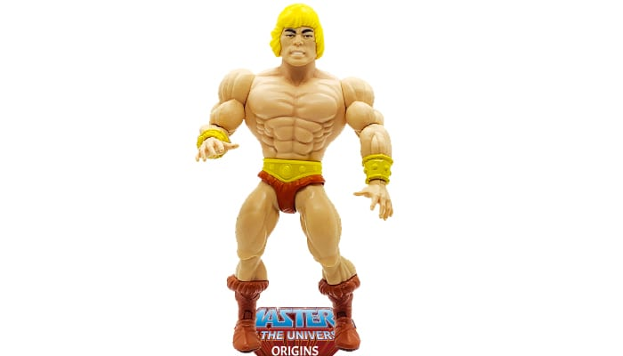 He-Man SDCC Exclusive Masters of the Universe Origins Figure